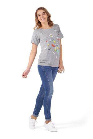 блуза за бременни жени