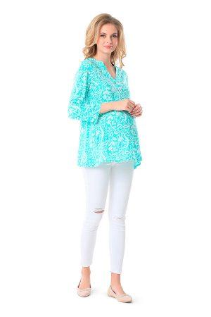 блуза за бременност и кърмене