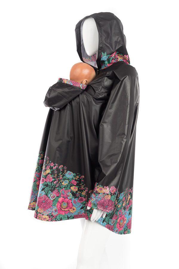 дъждобран за бебеносене и бременност