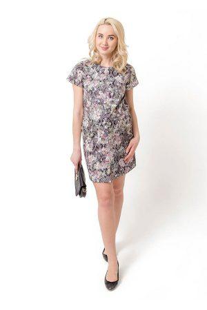 памучна рокля за бременни