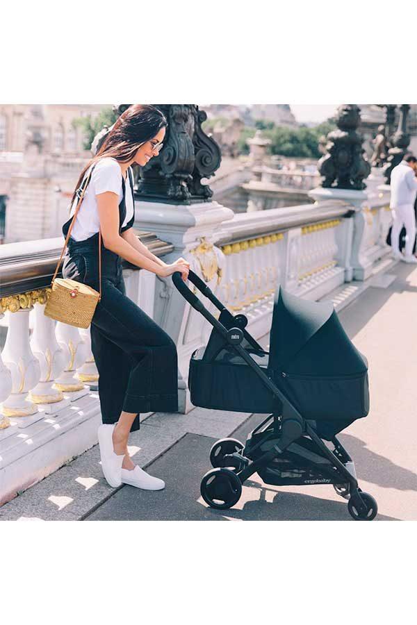 кош за новородено metro ergobaby
