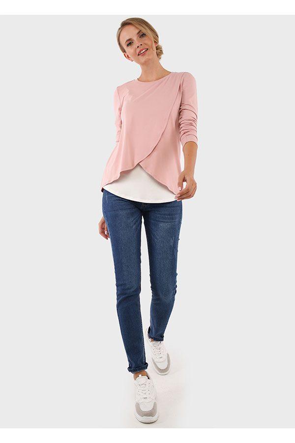 блуза за бременни