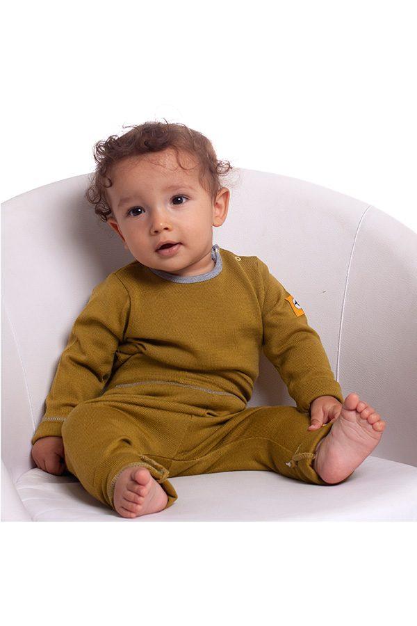 детско термо бельо