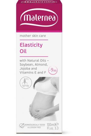 олио за еластичност maternea